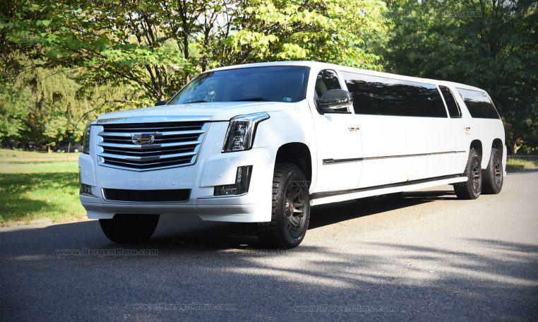 Cadillac Escalade – White