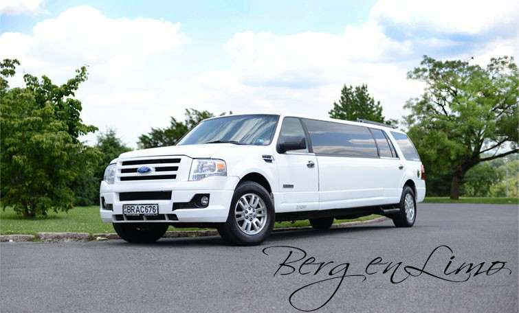 Ford Expedition – White