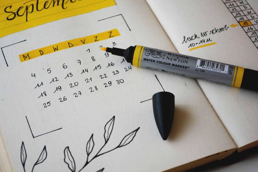 sweet 16 calendar