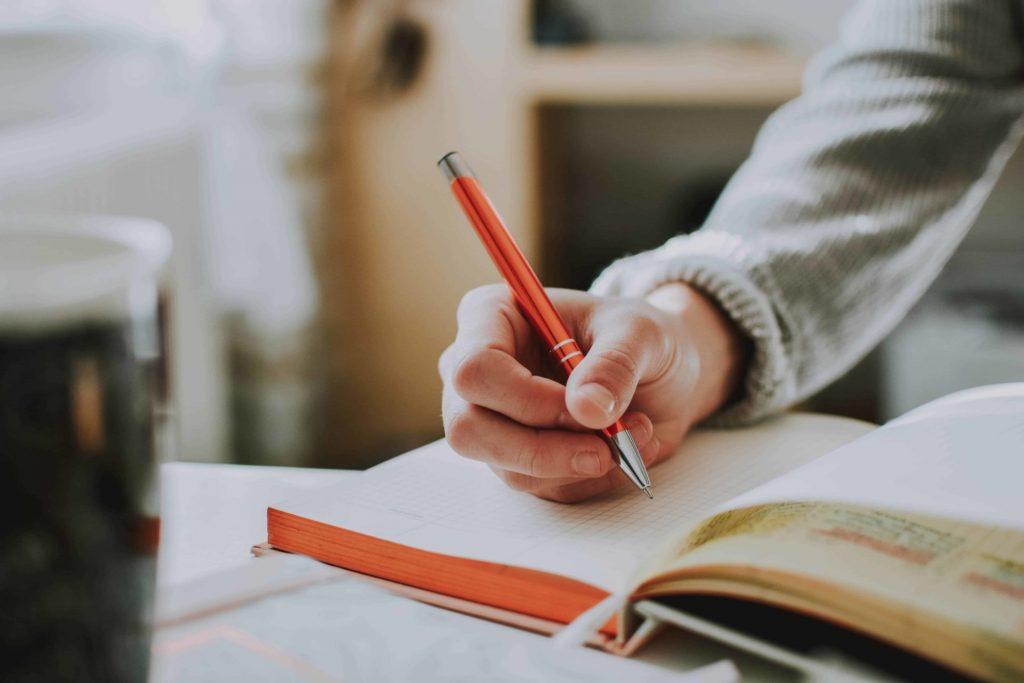 writing a guestlist